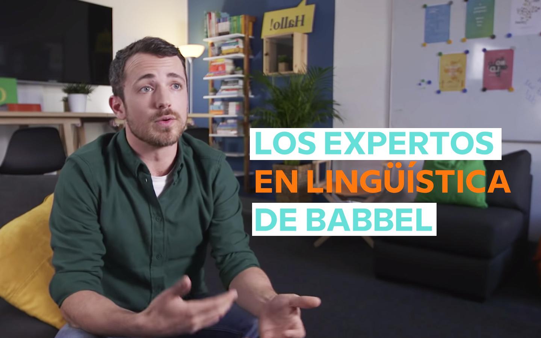Así es como los más de 150 expertos en idiomas de Babbel crean una app científicamente probada