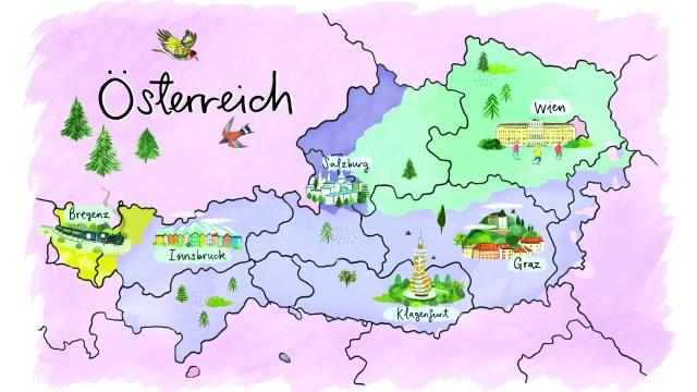 Gibt es Dialekte in Österreich –und was ist Wienerisch?