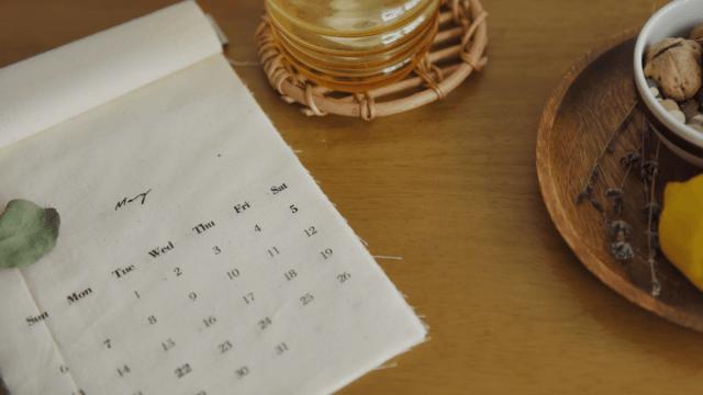 The Secret Language Of Calendar Months