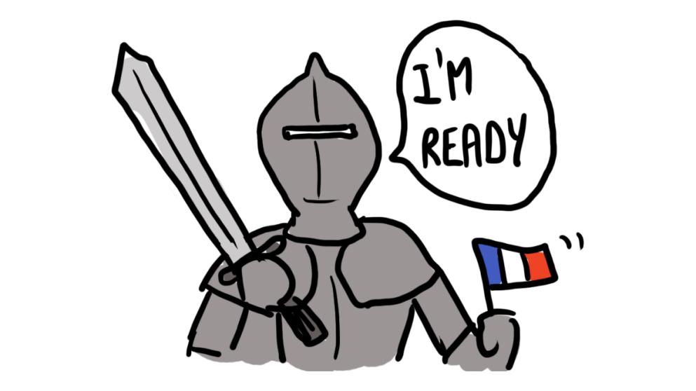 Mais pourquoi le français est une langue si difficile à apprendre ?
