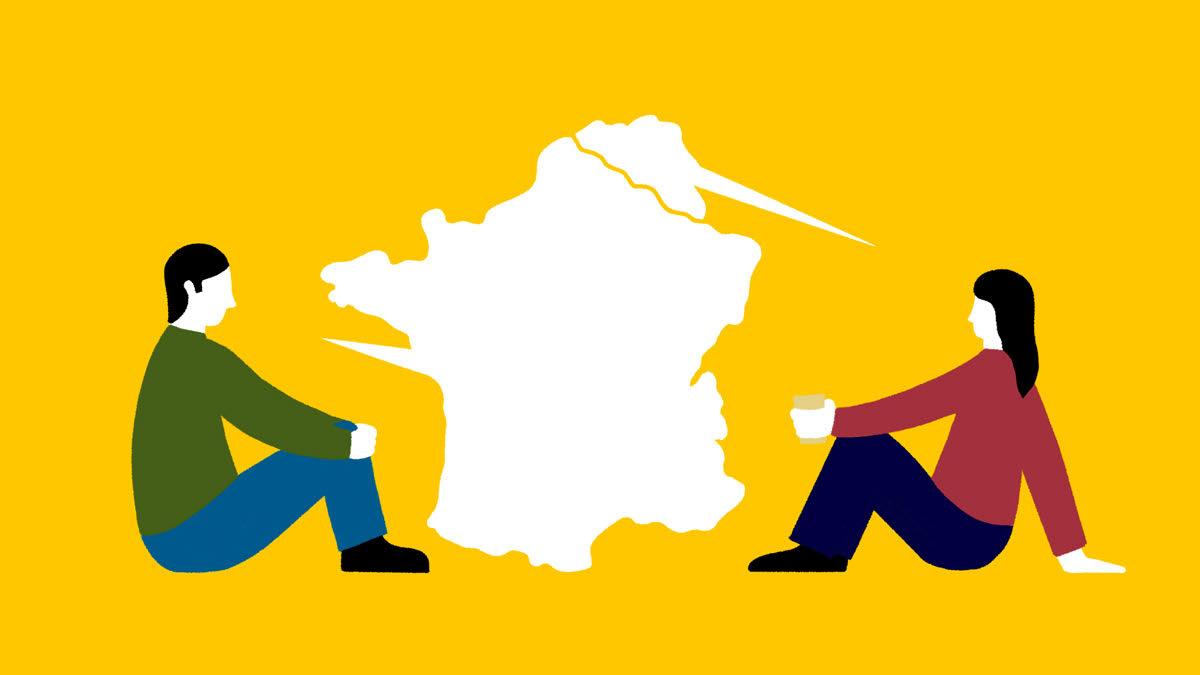 Differenze tra il francese parlato in Francia e quello parlato in Belgio