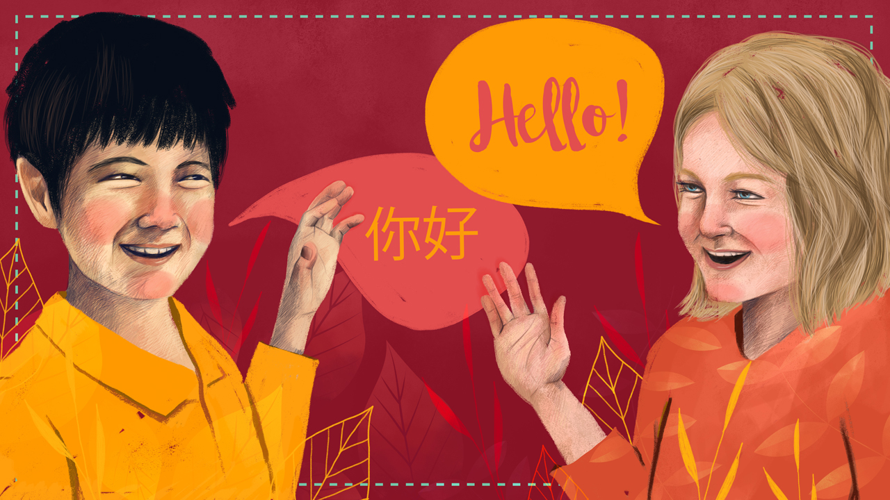 La Linguacciuta: il bilinguismo nella buona e nella cattiva sorte – 2° episodio