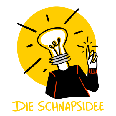 Niemieckie słowa - die Schnapsidee