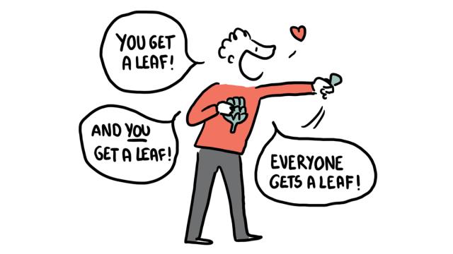 Infographie : 8 expressions pour parler d'amour à la Saint-Valentin