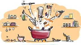Sprachenlernen für Feinschmecker: So übst du kochend eine neue Sprache