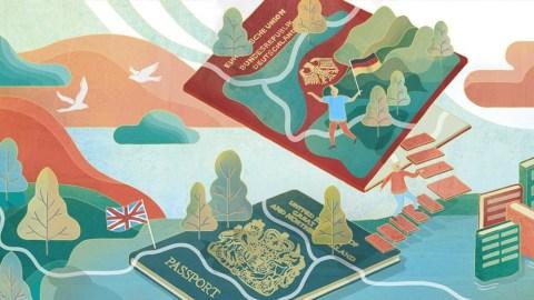 Cómo obtuve la ciudadanía alemana: mi experiencia