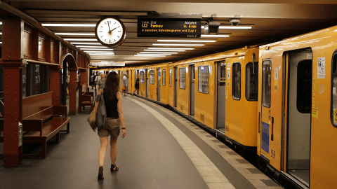 How To Talk About Transportation In German