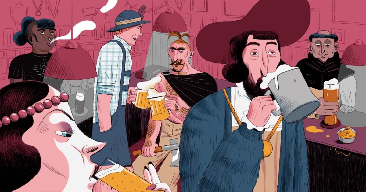 La Journée mondiale de la bière est célébrée dans plus de 200 villes et 80 pays du monde !