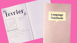 How To Make Your Own Language-Learning Journal
