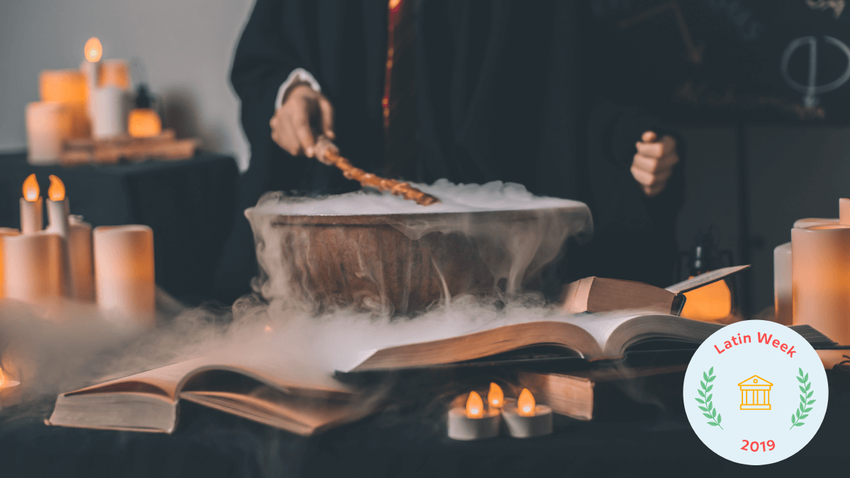 Latin In Magic: The Language of Spells And Sorcery | Babbel