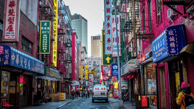 The Babbel Guide To The World Cuisines Of New York City