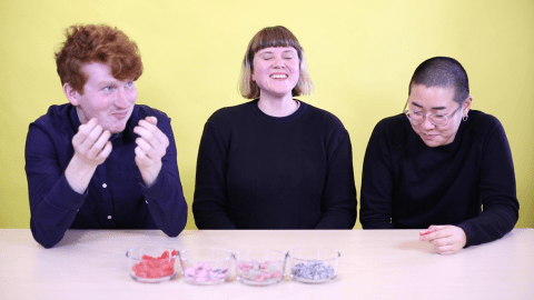 Babbel Tries: The Strangely Salty World Of Swedish Candy