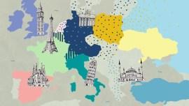 Dziesięć najpopularniejszych języków w Europie