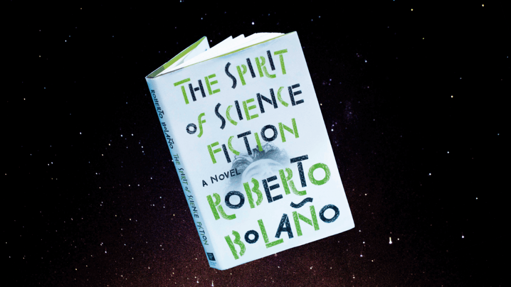 Introducing Roberto Bolaño's 'The Spirit of Science Fiction'