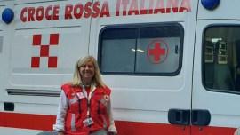 Porträt: Nicoletta aus Turin lernt Englisch für ihre Arbeit in der Rettungsstelle am Flughafen