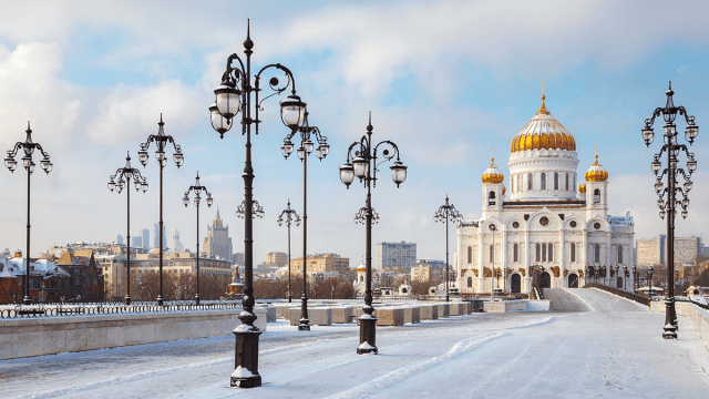How To Talk About The Weather In Russian