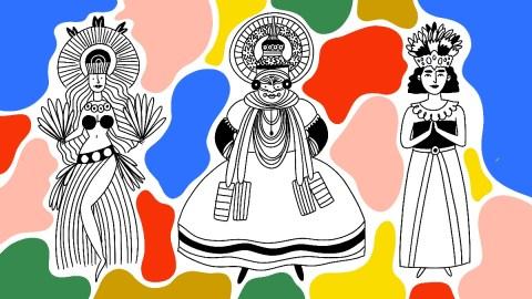 Danzas populares y tradicionales europeas