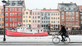 How To Talk About Transportation In Danish