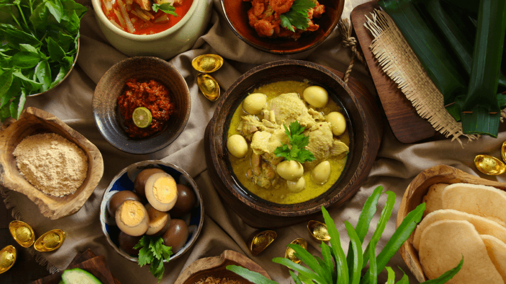 How To Host The Perfect Indonesian Dinner Party