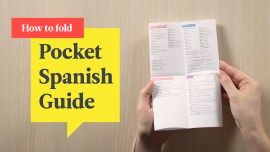 The Babbel Pocket Spanish Guide
