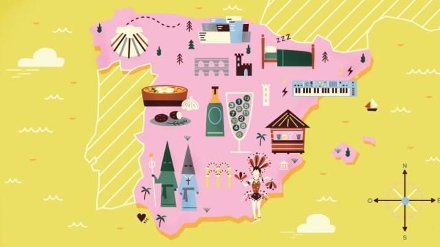 Viagem para Espanha: espanhol para aproveitar o verão europeu