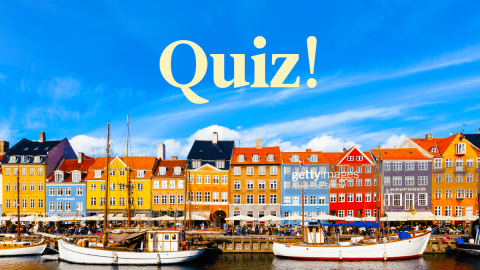 Quiz: Do You Know The Colors In Danish?