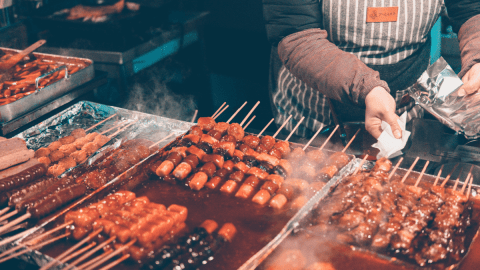 The Best Street Food On Every Continent