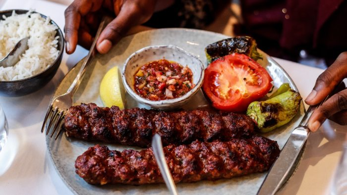 Turkish Recipes: Kebabs