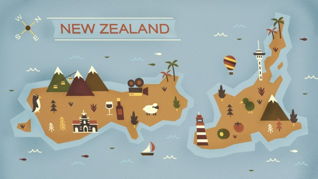 The New Zealand Accent: More Than 'Fush And Chups'