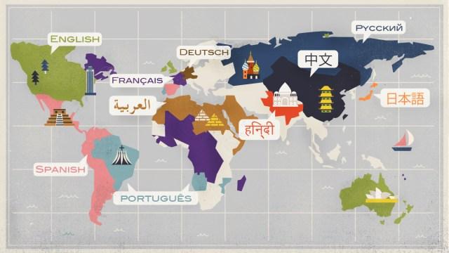 Os 10 idiomas do futuro para fechar negócios em um mercado global
