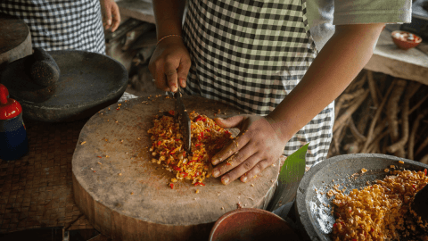 How To Talk About Food And Drink In Indonesian