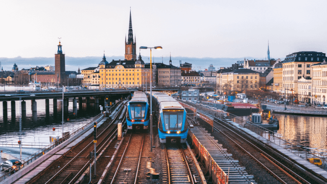How To Talk About Transportation In Swedish