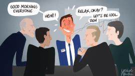 Parler anglais au travail: 3 conseils pour vous exprimer en toute confiance!