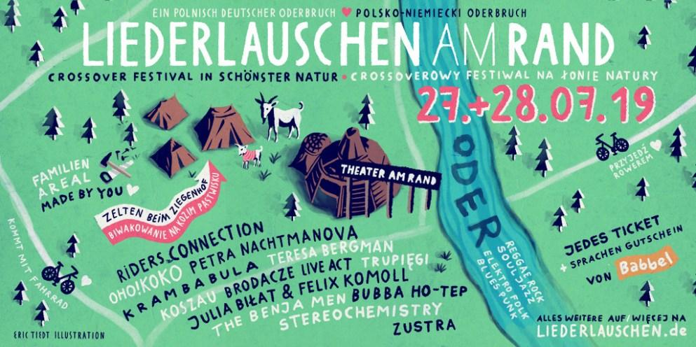 Lato, muzyka i języki, czyli Babbel na festiwalu LiederLauschen am Rand