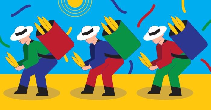 Reisernte für Paella