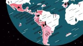 Les 10 langues les plus parlées en Amérique du Sud
