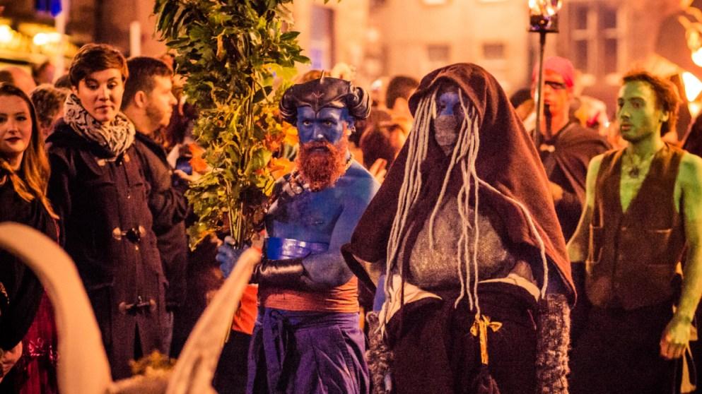 The Eerie Origins of Halloween