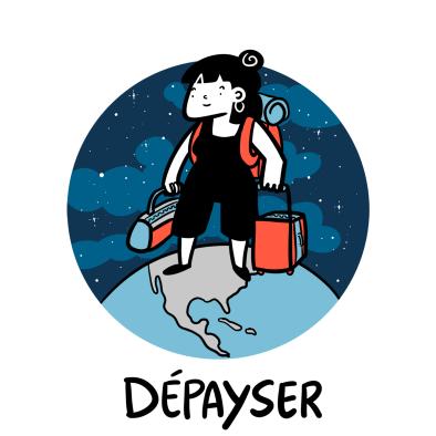 9 französische Lieblingswörter–Depayser