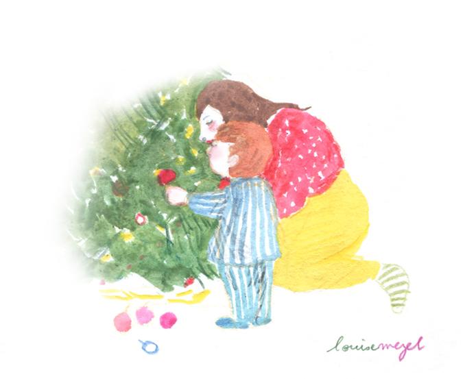La décoration du sapin de Noël est un rituel incontournable des fêtes de fin d'année en Norvège