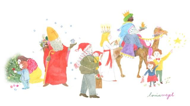 Les fêtes de fin d'année et autres traditions hivernalesen Europe
