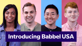 Introducing Babbel USA's Very Own YouTube Channel