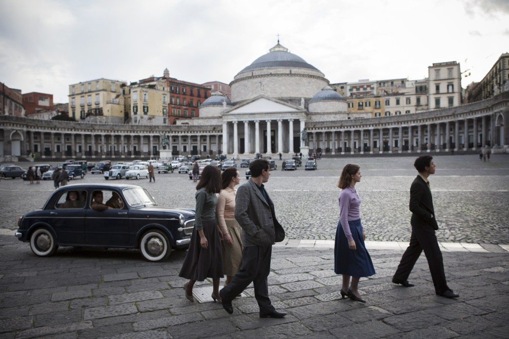 Italian And Its Dialects: The Clever Linguistic Choices In 'My Brilliant Friend'