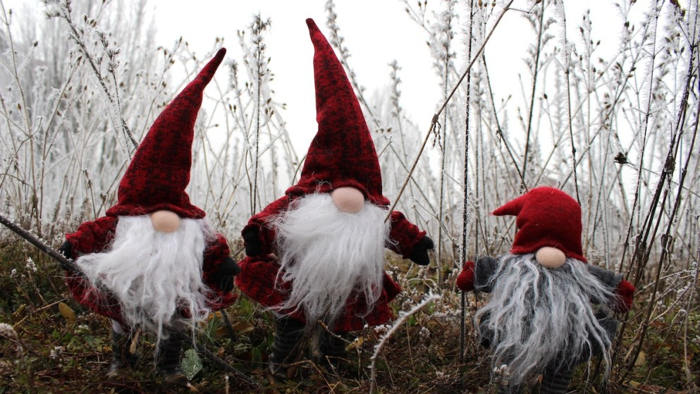 Europe's 4 Strangest Christmas Gift Givers