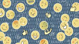 Trendy językowe w XXI wieku: emotikony.