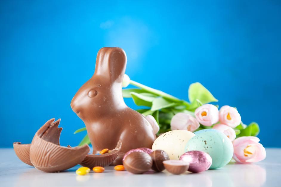 Que seraient la fête de Pâques sans les chocolats ?