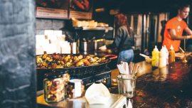 Les capitales européennes de la street food