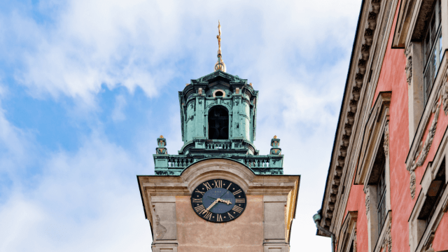 How To Tell The Time In Swedish