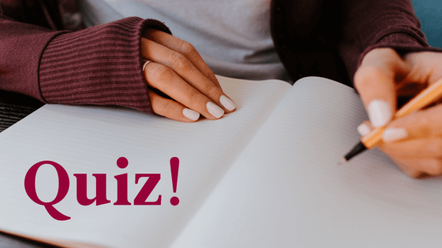 Quiz: Do You Know How French Accent Marks Work?