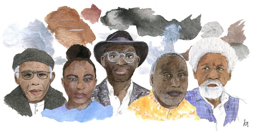 Littérature: les 5 meilleurs écrivains africains