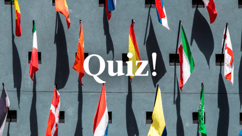Quiz: Can You Identify The Country By Its Flag?